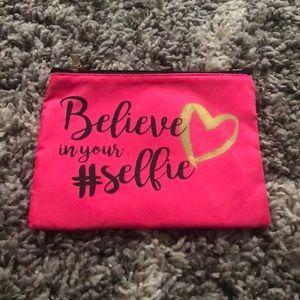 Macy's Makeup Bag
